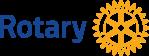 New Rotary Logo Blue:Yellow